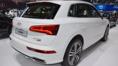 2017 Audi Q5 rear three quarters at 2017 Thai Motor Expo