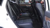 2017 Honda CR-V diesel rear seats 2017 Thai Motor Expo