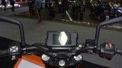 2017 KTM 390 Duke cockpit at 2017 Thai Motor Expo