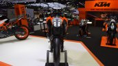 2017 KTM 390 Duke front at 2017 Thai Motor Expo