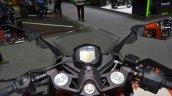 2017 KTM RC 390 cockpit at 2017 Thai Motor Expo