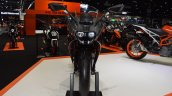 2017 KTM RC 390 front at 2017 Thai Motor Expo