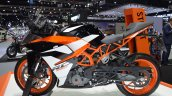 2017 KTM RC 390 left side at 2017 Thai Motor Expo