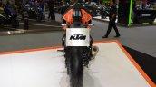 2017 KTM RC 390 rear at 2017 Thai Motor Expo