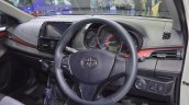 2017 Toyota Vios dashboard at 2017 Thai Motor Expo