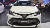 2017 Toyota Vios front at 2017 Thai Motor Expo