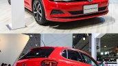 2017 VW Polo Beats exterior at 2018 Taipei Motor Show