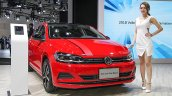 2017 VW Polo Beats front three quarters at 2018 Taipei Motor Show