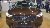 2017 Volvo XC60 front at 2017 Thai Motor Expo