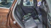 2017 Volvo XC60 rear seats at 2017 Thai Motor Expo
