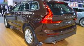 2017 Volvo XC60 rear three quarters at 2017 Thai Motor Expo