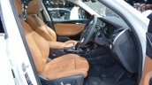 2018 BMW X3 front seats at 2017 Thai Motor Expo