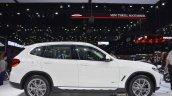 2018 BMW X3 profile at 2017 Thai Motor Expo