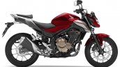 2018 Honda CB500F Red press right side
