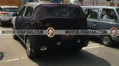 2018 Hyundai Creta rear three quarters left side India spy shot