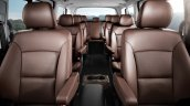 2018 Hyundai Grand Starex facelift cabin