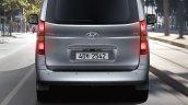 2018 Hyundai Grand Starex facelift rear