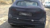 2018 Hyundai i20 facelift spied on video rear