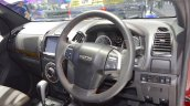 2018 Isuzu D-Max V-Cross dashboard at 2017 Thai Motor Expo