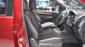 2018 Isuzu D-Max V-Cross front seats at 2017 Thai Motor Expo