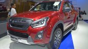 2018 Isuzu D-Max V-Cross front three quarters at 2017 Thai Motor Expo