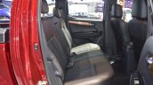 2018 Isuzu D-Max V-Cross rear seats at 2017 Thai Motor Expo