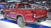 2018 Isuzu D-Max V-Cross rear three quarters at 2017 Thai Motor Expo