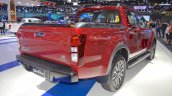 2018 Isuzu D-Max V-Cross rear three quarters right side at 2017 Thai Motor Expo
