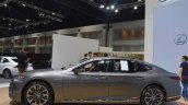2018 Lexus LS left side at 2017 Thai Motor Expo
