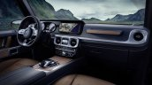 2018 Mercedes G-Class dashboard second image