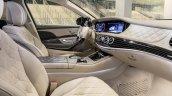 2018 Mercedes-Maybach S 650 saloon interior