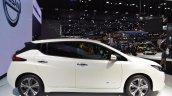 2018 Nissan Leaf profile at 2017 Thai Motor Expo