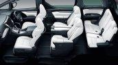 2018 Toyota Velfire (facelift) cabin