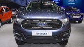 Accessorised Ford Everest front at 2017 Thai Motor Expo