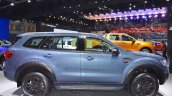 Accessorised Ford Everest profile at 2017 Thai Motor Expo