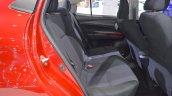 Accessorised Toyota Yaris Ativ rear seats at 2017 Thai Motor Expo