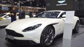 Aston Martin DB11 V8 front three quarters at 2017 Thai Motor Expo