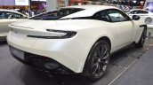 Aston Martin DB11 V8 rear three quarters at 2017 Thai Motor Expo