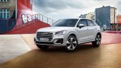 Audi Q2 Touring front three quarters