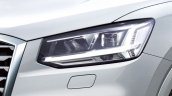 Audi Q2 Touring headlamp