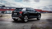 Audi Q2 Touring rear three quarters