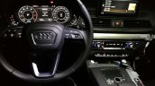 Audi Q5 L dashboard driver side spy shot