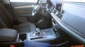 Audi Q5 L interior spy shot