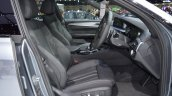 BMW 6 Series GT front seats at 2017 Thai Motor Expo
