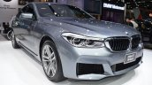 BMW 6 Series GT front three quarters right side at 2017 Thai Motor Expo