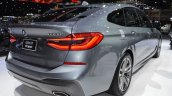 BMW 6 Series GT rear three quarters right side at 2017 Thai Motor Expo
