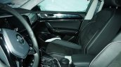 FAW-VW 2018 VW compact SUV interior spy photo