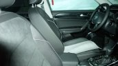 FAW-VW 2018 VW compact SUV interior spy shot