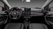 Fiat Cronos interior dashboard