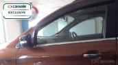 Ford Figo Cross (Ford Figo Freestyle) window spy shot